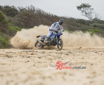 Rodney Faggotter will return to Dakar as a privateer, allowing him to have a proper go at finishing top 10!