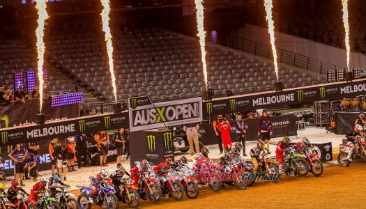 Gallery: Action from the Aus-X Open at Marvel Stadium