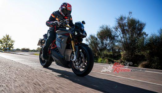Review: 2020 Energica Eva Ribelle super-naked electric bike