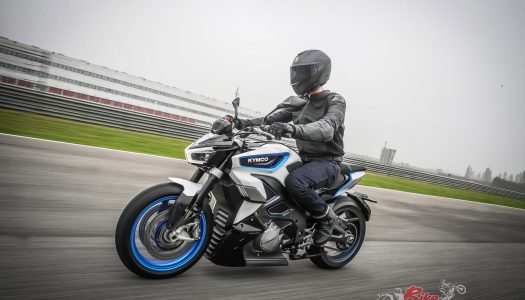 New Model: Kymco RevoNEX, EICMA 2019