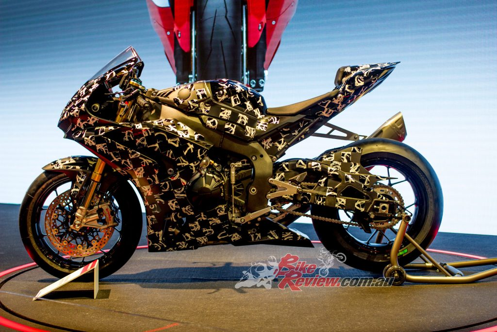 Honda CBR1000RR-R Prototype.