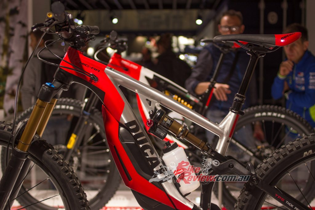 Ducati's Electric Bicycle