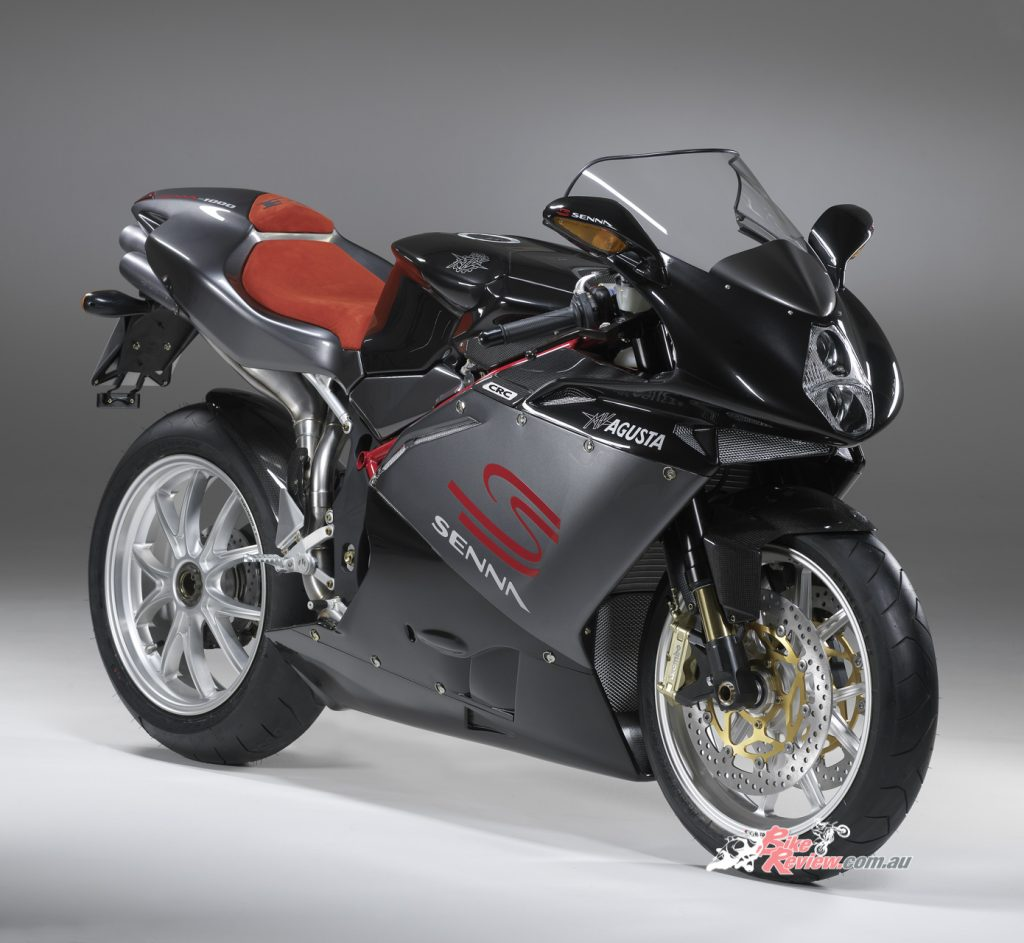 The MV Agusta F4 was a revolutionary step forward in motorcycle design and performance.
