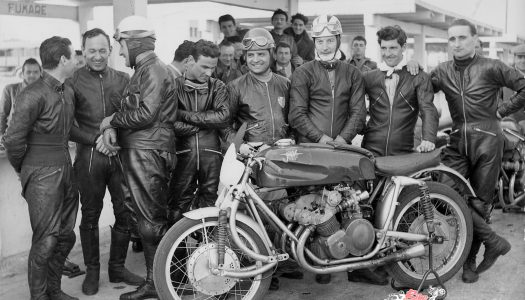 MV Agusta Celebrates 75 Years of Motorcycling!
