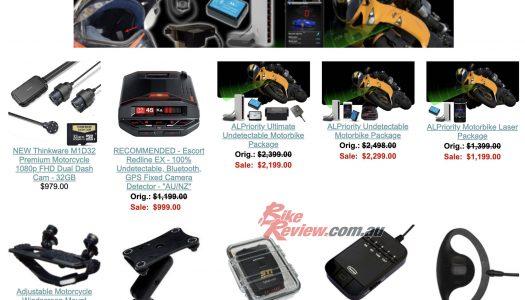 Security Gear Detectors, Trackers, Laser Tech & GPS