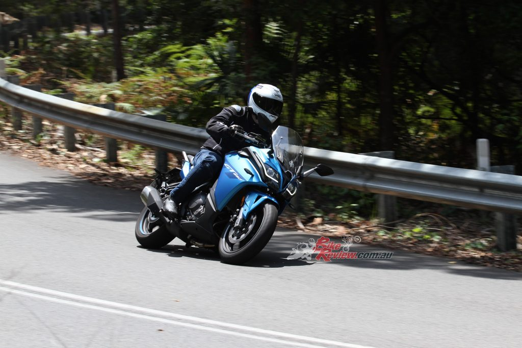 Make sure to check out our reviews on various CFMOTO motorcycles here on BikeReview!