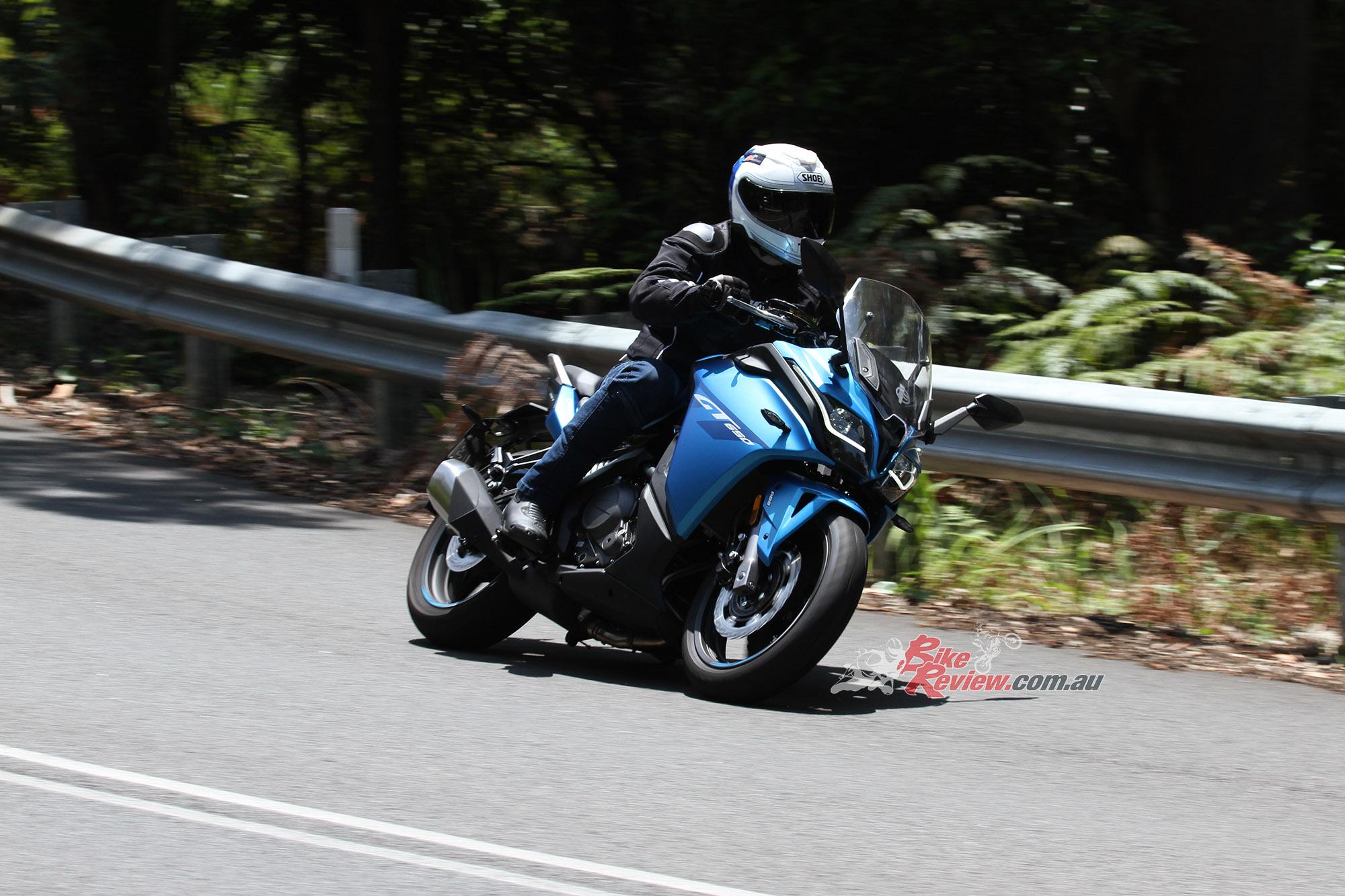 2013 CFMoto 650NK   Top Speed