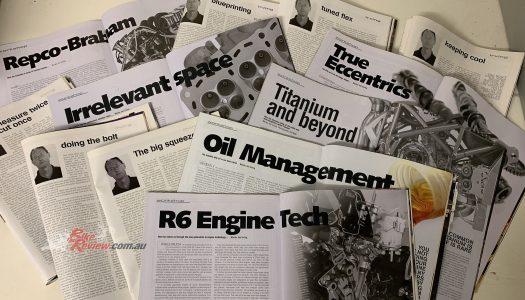Editorial: Vale Ian Irving, race engineer extraordinaire.