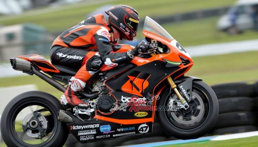 ASBK: Wayne Maxwell smashes his own record to take pole at Phillip Island