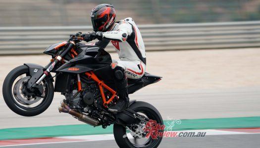 Review: World Launch, 2020 KTM 1290 Super Duke R