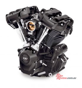 The Screamin' Eagle 131 Crate Motor is the most powerful production street engine HD have offered.
