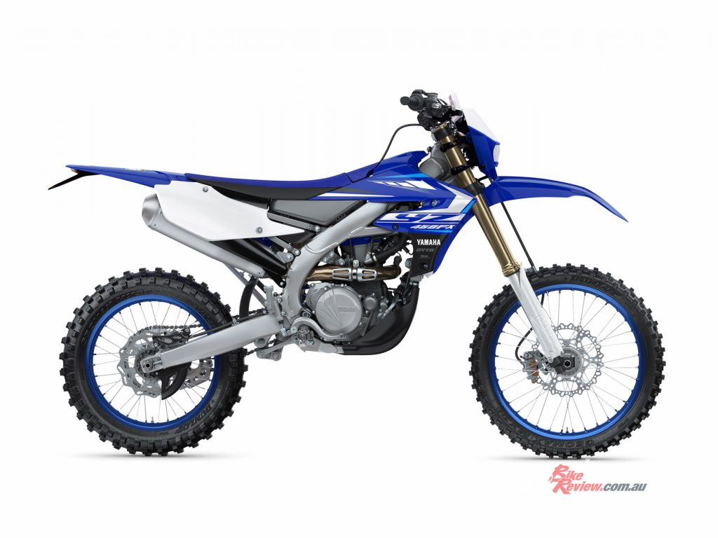 The 2020 YZ450FX holds the same price and specifications as the heavily updated 2019 YZ450FX.