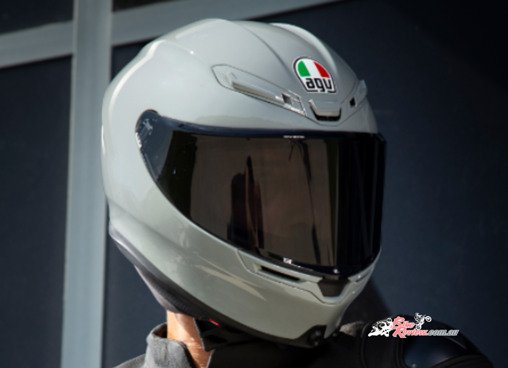 Agv Australia To Launch K6 At Phillip Island This Weekend