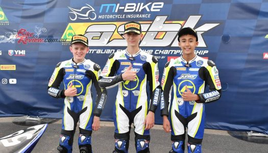 Lucas Quinn Takes 2 Wins From 2 In Oceania Junior Cup for 2020