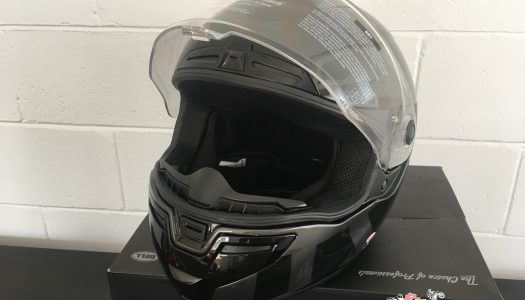 Final Wrap: Bell SRT 'Blackout' Helmet