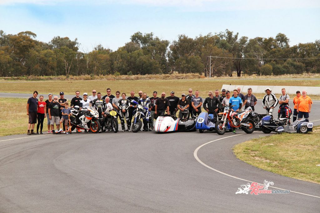 Track days are perfect opportunities to perfect your riding skills and learn in a closed, predictable and safe environment.