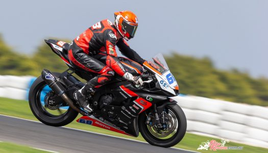 16-year-old Oli Bayliss Snatches Pole For Supersport Rd1!