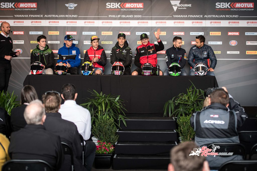 Newcomer Scott Redding has made nothing but positive remarks about his new team at Aruba.it Racing.