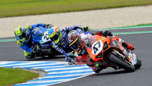 Wayne Train Wins Race1 on Ducati Boost Mobile Debut…