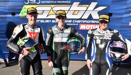 Harry Khouri Takes Two From Two in YMI Supersport 300
