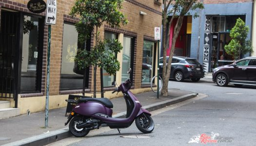 Review: 2020 Fonzarelli Arthur 3 electric scooter