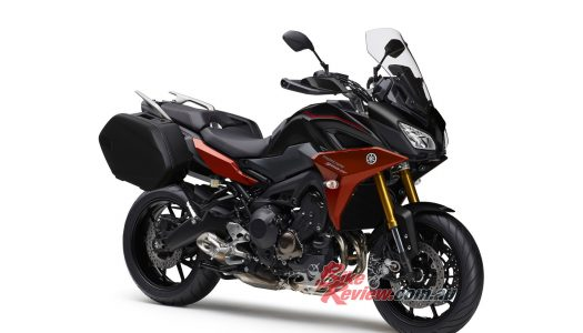 Model Update: 2020 Yamaha Tracer 900 GT here, new colours