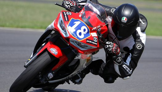 AGV Motorcycle Sportsmen of Queensland Rider Support Program