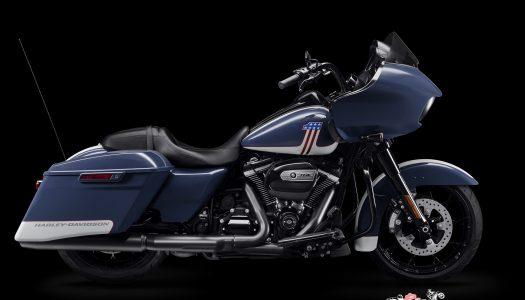 Model Update: Harley-Davidson Road Glide, new colours