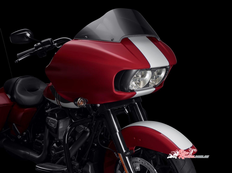 Model Update Harley Davidson Road Glide New Colours Bike Review