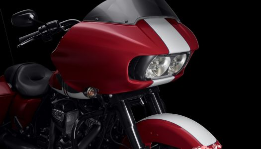 Model Update: Harley-Davidson Road Glide new colours!