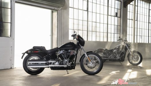 New Model: 2020 Harley-Davidson Softail Standard