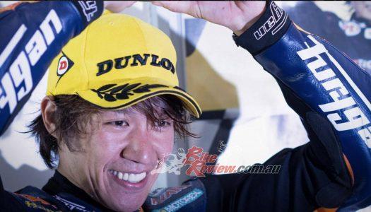 Moto2: Nagashima shines in Qatar to claim maiden victory