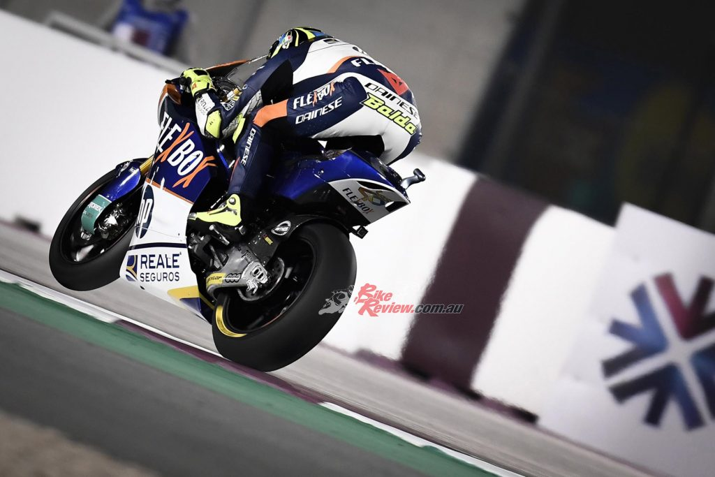 Baldassarri happens to be the man who won in Jerez both last year and the year before, can he do it again?