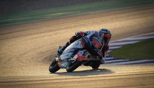 Moto3: Arenas hangs on to clinch epic Moto3 season opener