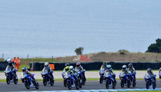 Yamaha OJC Rider James Weaver Ready For ASBK Grand Finale…