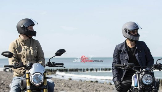 New Product: Shoei Glamster Neo Retro Helmet