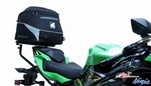New Product: Ventura Bike-Pack for 2020 Kawasaki ZX-6R
