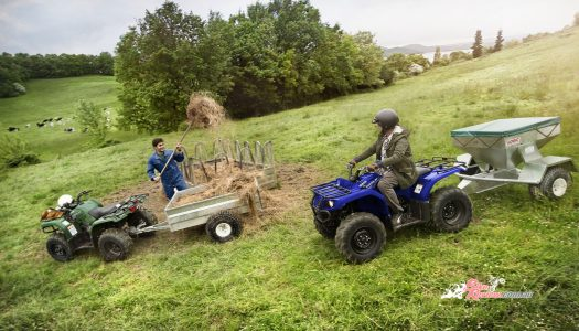 Yamaha Motor will no longer sell Utility ATVs in Australia