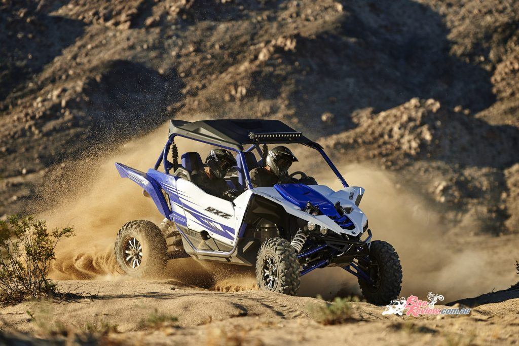 YMA has an expanding SSV range which customers may choose to purchase after the sale of Utility ATVs in Australia ends.