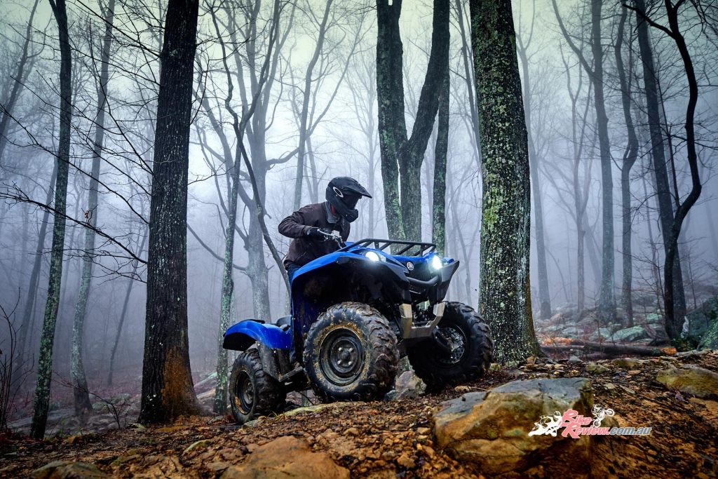 Due to new government legislation the requires the fitment of OPDs, YMA will cease the sale of all Utility ATVs in Australia.