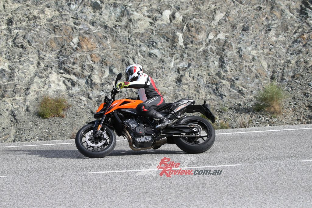 Simon tested the KTM 790 Duke through the Andalucian hills in Spain and was mightily impressed.