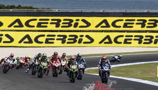 Racing News: 2021 WSBK Line-up Announced