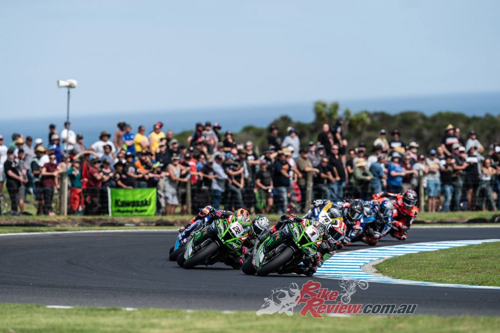 Just .37s separated the trio over the line making it a superbly close race for the fans.