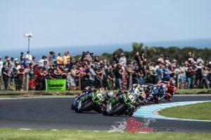 FIM Superbike World Championship, Round 01, 27 February - 1 March 2020, Phillip Island, Australia