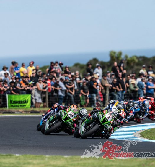 FIM Superbike World Championship, Round 01, 27 February - 1 March 2020, Phillip Island, Australia