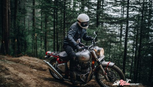 Last Chance to Own a Royal Enfield Bullet Trials 500