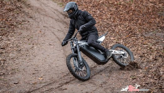 Electric: 2020 UBCO FRX1 Trail Bike & 2X2 Models