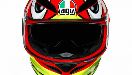 New colourways for a large range of AGV Helmets!