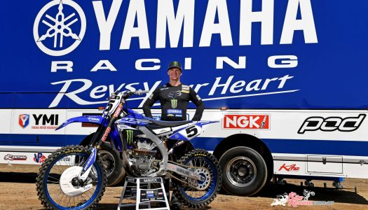 Interview with New Zealand Motorcross Champ Kirk Gibbs