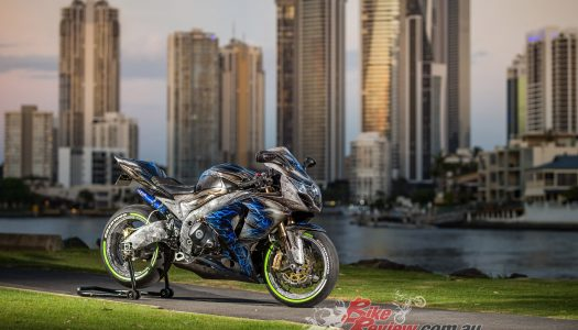 Custom Bike: Turbo L&S Motorsports GSX-R1000
